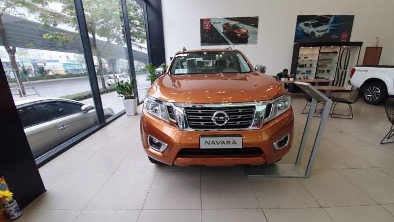 Giá Xe Nissan Navara Tháng 4